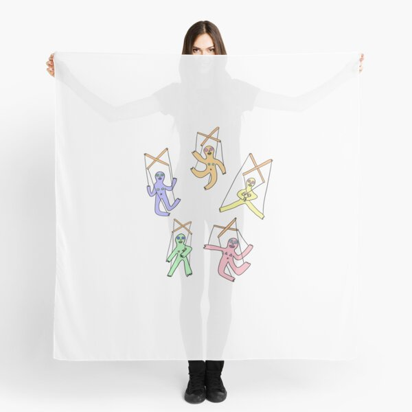 Puppets Scarf