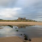 Bamburgh Castle. by Dave Staton