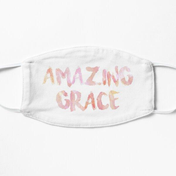 Amazing Grace Flat Mask