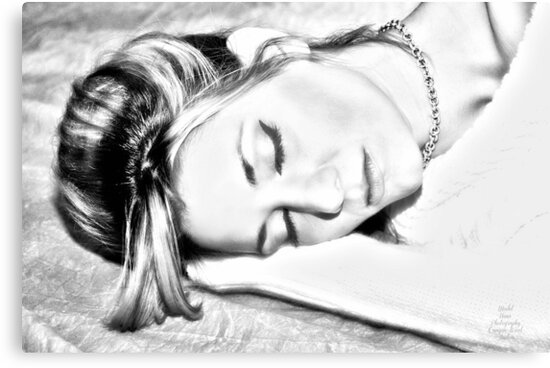 """Sketching Nina"" by CanyonWind"