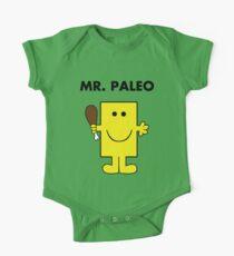 Mr. Paleo One Piece - Short Sleeve
