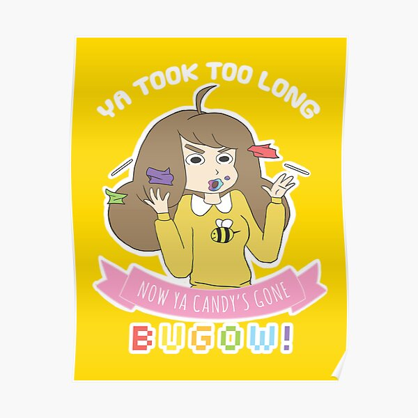 Bugow!  Poster