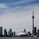 Toronto Harbour, Ontario     Canada by Brenda Dow