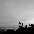On the Rocks by Craig Fletcher
