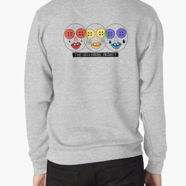 TJB Faces #2 Pullover Sweatshirt