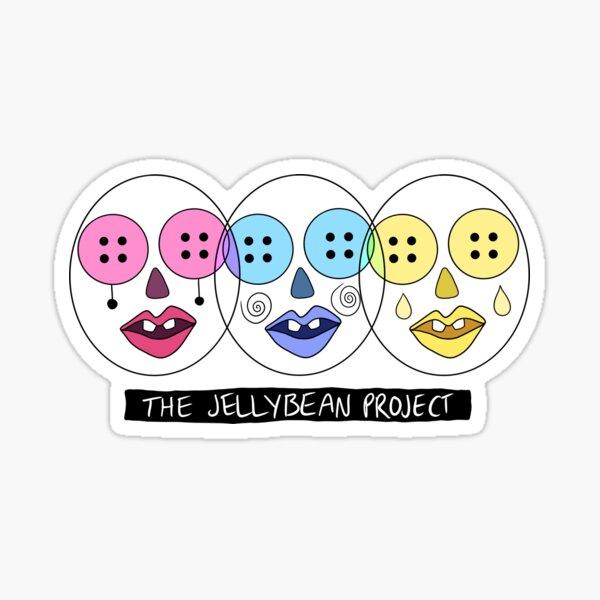 TJB Faces #3 Sticker