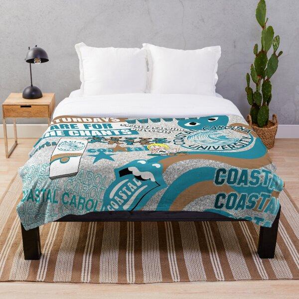 CCU Tapestry Throw Blanket