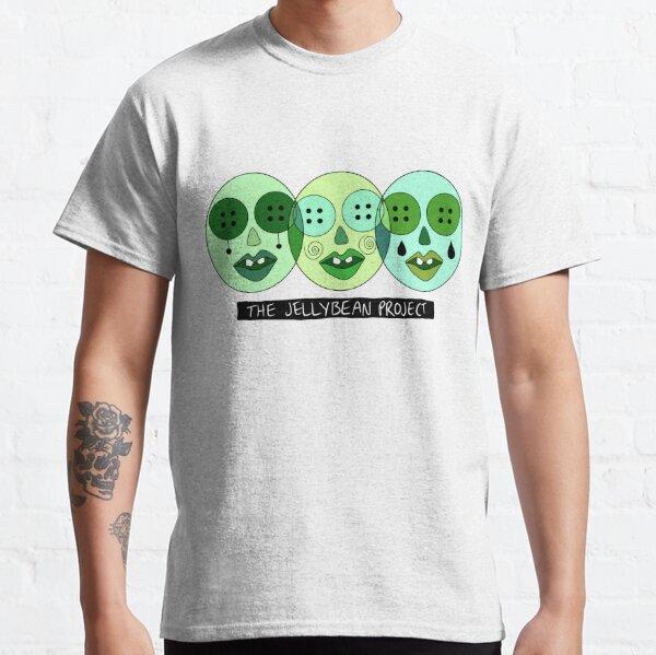 TJB Faces #4 Classic T-Shirt