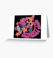 Riverbottom Nightmare Band Greeting Card
