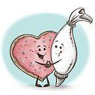 Cookie Love by Krista Heij-Barber