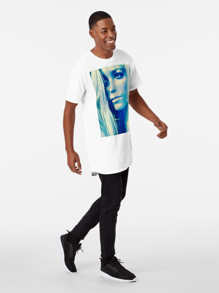 Alternate view of Untitled No. 319 Long T-Shirt