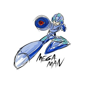Megaman X (Megaman) by SheikVisions