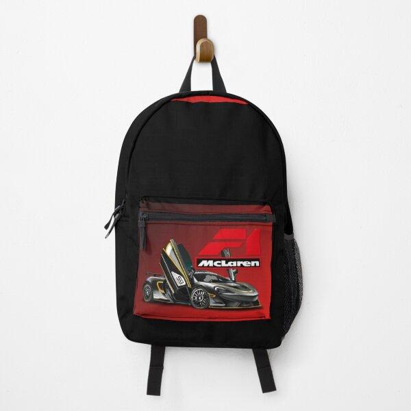 super McLaren formula 1 design Backpack