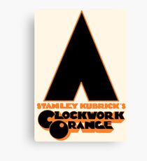 A Clockwork Orange II Canvas Print
