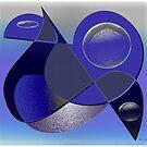 Blue Bird by IrisGelbart