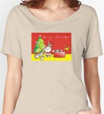 JR Xmas Women's Relaxed Fit T-Shirt