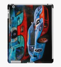 Gulf GT40 2 iPad Case/Skin
