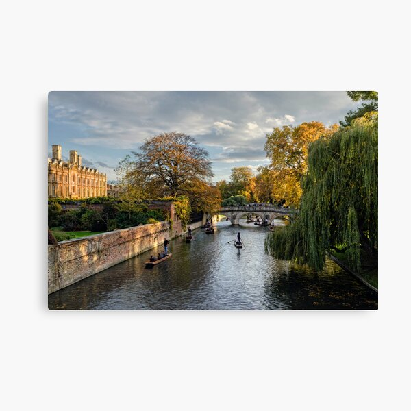 Cambridge Canvas Print