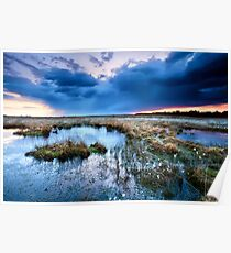 Dramatic view Poster