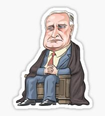 President Franklin D. Roosevelt  Sticker