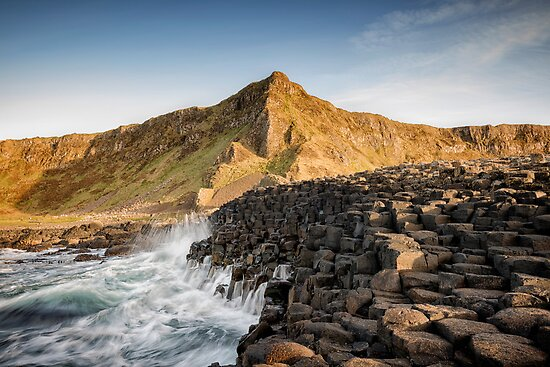 The Giant's Causeway by Chris McIlreavy