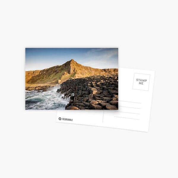 The Giant's Causeway Postcard