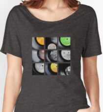 Vinyl Women's Relaxed Fit T-Shirt
