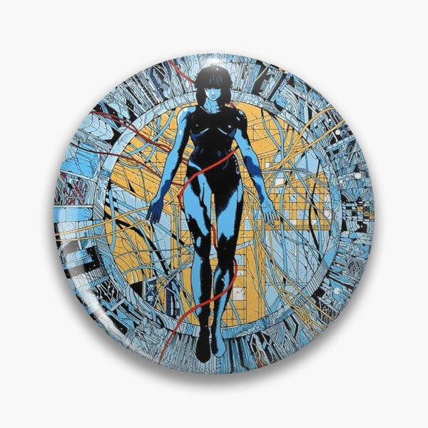Ghost in the shell I Pin