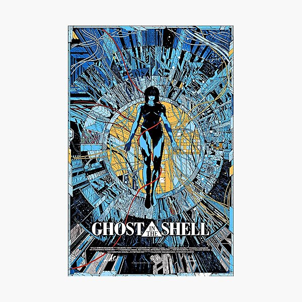 Ghost in the shell I Photographic Print