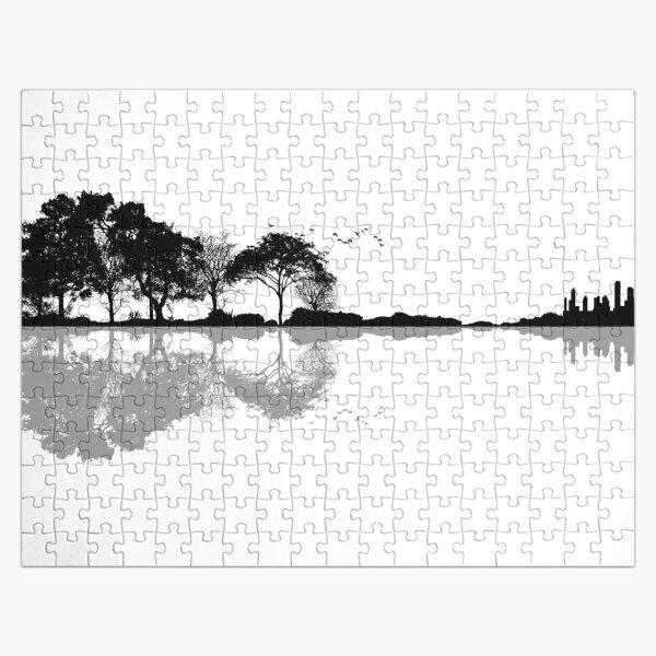 Nature Guitar Jigsaw Puzzle