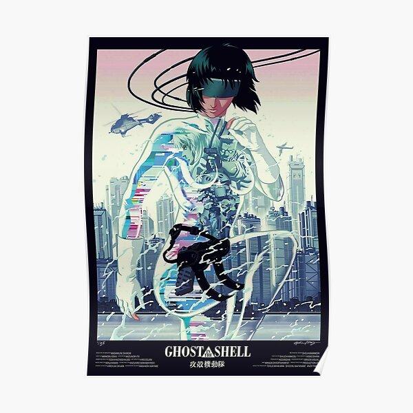 Geist in der Schale II Poster