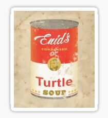 Just Slurp Soup Sticker