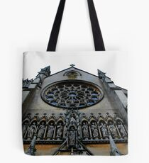 Catherdral  Tote Bag