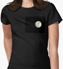 Full Moon Women's Fitted T-Shirt