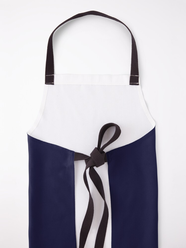 Alternate view of Garlic The 5th Basic Food Group Apron