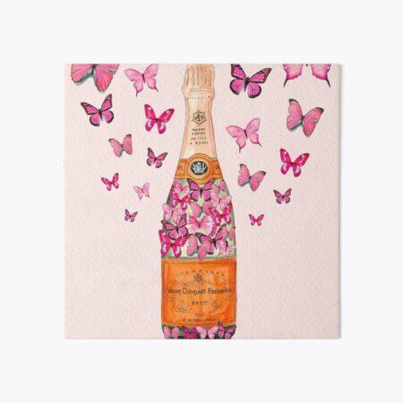 Butterflies in a Bottle Art Board Print