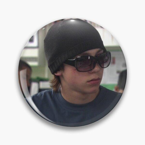 sunglasses sid sticker Pin
