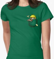 Pocket Link Women's Fitted T-Shirt