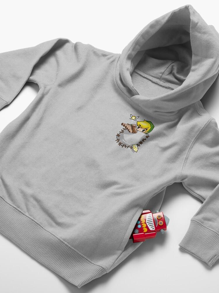 Vista alternativa de Sudadera con capucha para bebé Enlace de bolsillo
