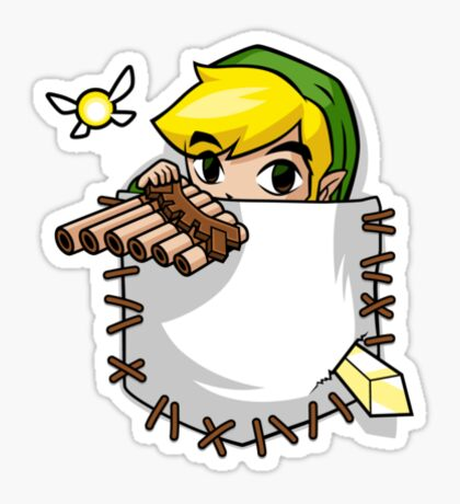 Pocket Link Sticker