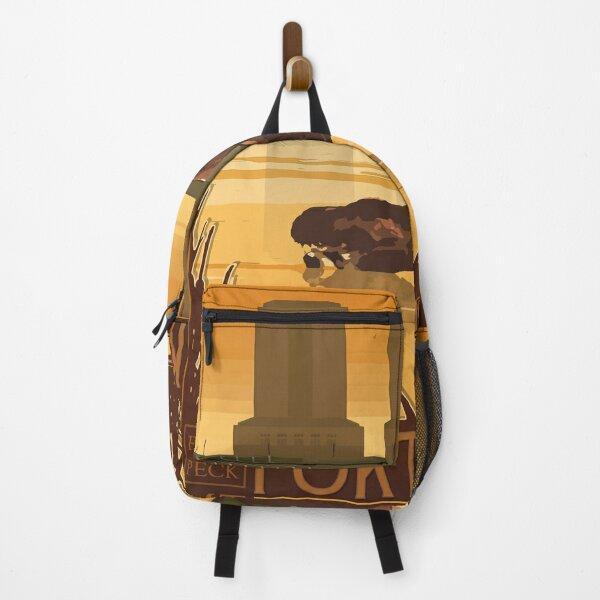 Fort Peck Interpretive Center Backpack