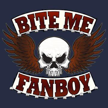 Bite Me Fanboy - Lobo by MuethBooth