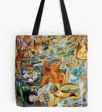 Picasso Complex 7. Tote Bag