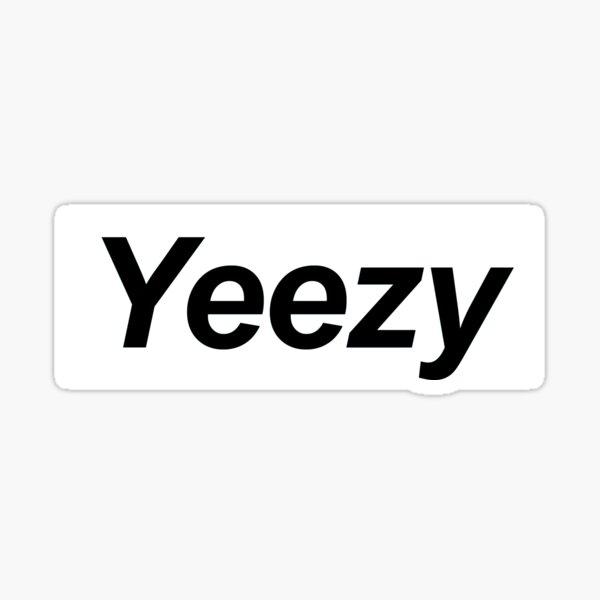 Yeezy Supr 'White Sticker
