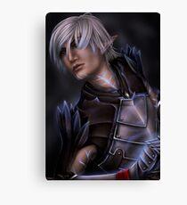 Fenris - Dragon Age Canvas Print