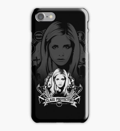 Class Protector  iPhone Case/Skin
