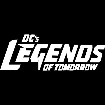 DC's Legends of Tomorrow (White Text) by Flame316