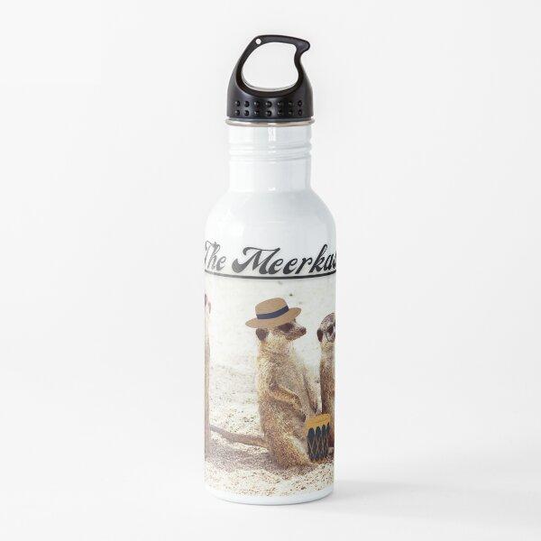 Meerkat Band Water Bottle