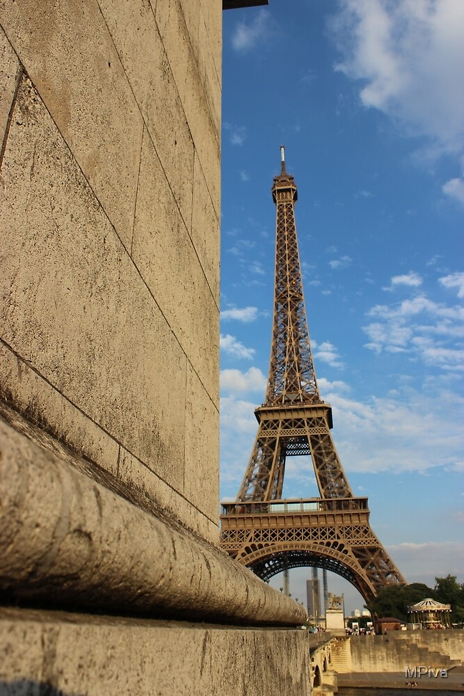 Eiffel Tower by MPiva