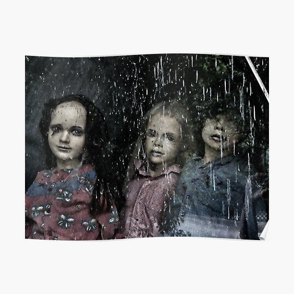 Three Evil Children Poster